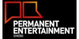Permanent Entertainment GmbH Logo