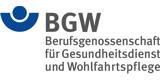 BGW Berufsgenossenschaft für Gesundheitsdienst und Wohlfahrtspflege Logo